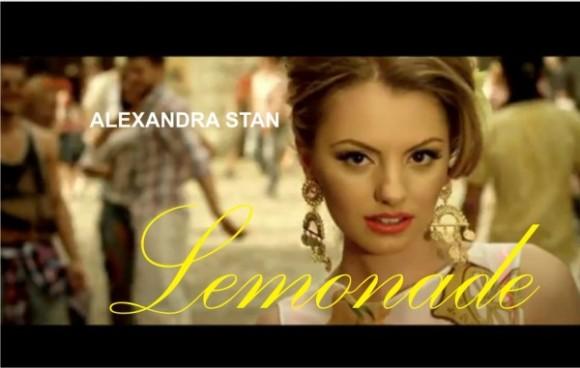 Alexandra Stan- Lemonade Never Miss the Beat UK