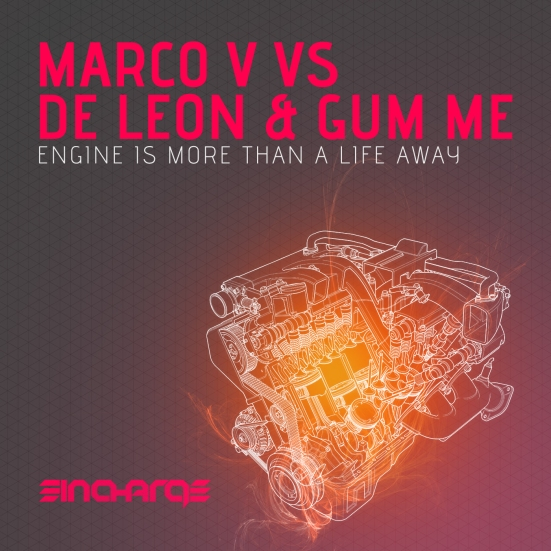 Marco V De Leon Gum Me Engine Is More Than A Life Away never miss the beat