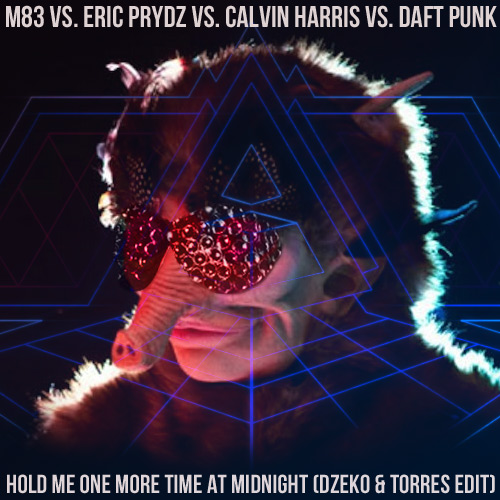 Hold Me One More Time At Midnight Dzeko & Torres Eric Prydz Calvin Harris Daft Punk M83 never miss the beat