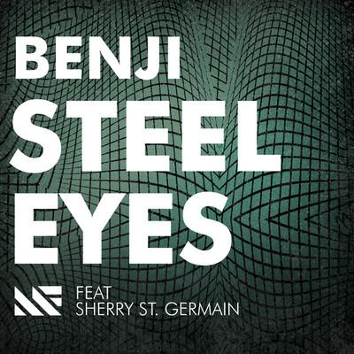 Steel Eyes Benji Sherry St. German never miss the beat