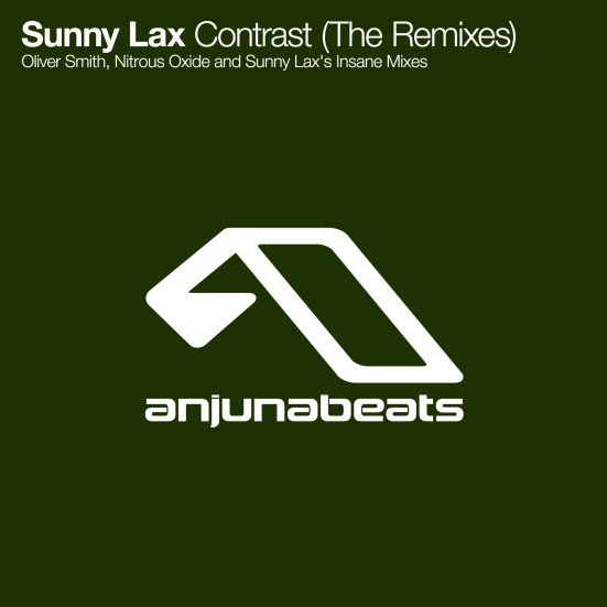 Sunny Lax Contrast Nitrous Oxide Anjunabeats never miss the beat