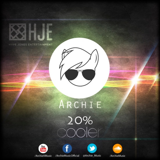 20% cooler Archie Never Miss The Beat