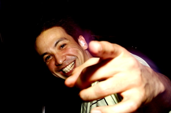 Martel Laidback Luke Ricochet never miss the beat