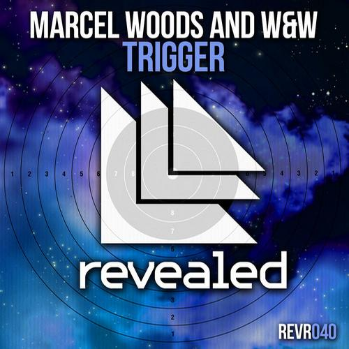Trigger Marcel Woods W&W never miss the beat