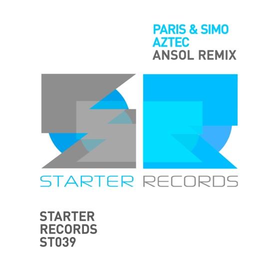 Paris & Simo Aztec Ansol Remix never miss the beat