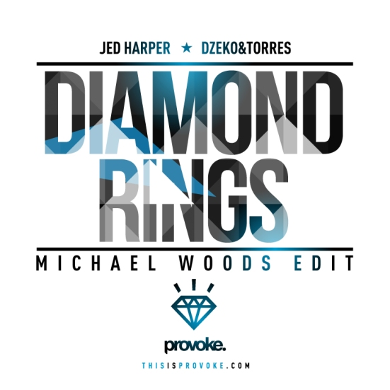 Diamonds Rings Michael Woods Jed Harper Dzeko & Torres never miss the beat