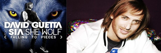 Self Wolf David Guetta Sia Falling To Pieces never miss the beat