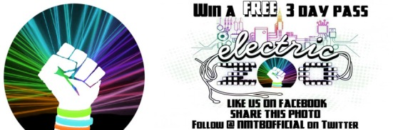 Electric Zoo Contest Never Miss The Beat
