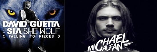 She Wolf David Guetta Michael Calfan Sia never miss the beat