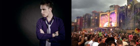 Nicky Romero Tomorrowland never miss the beat