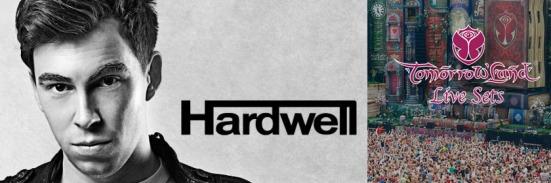 Tomorrowland Hardwell Live Set & Video never miss the beat