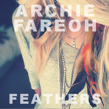 Feathers Archie Fareoh never miss the beat