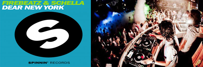 Dear New York Firebeatz Schella never miss the beat