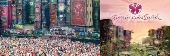 Tomorrowland never miss the beat